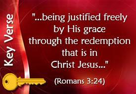 Justified Freely by His Grace - Lesson 9 in God's Great