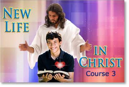 Leading Souls to Christ - Lesson 21 in New Life in Christ course 3