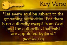 God's Delegated Authority - Lesson 11 in Practical Christian Living