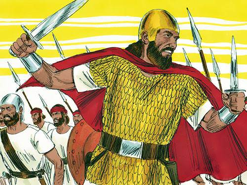 Saul | Lesson 14 in Character by Character
