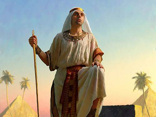 Joseph   Lesson 6 in Character by Character
