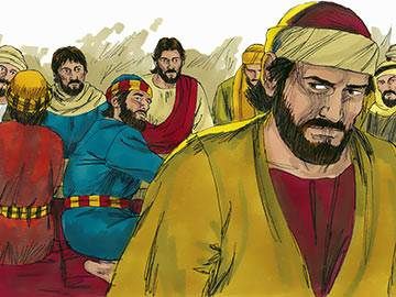 The lesson to be learned from Judas Iscariot