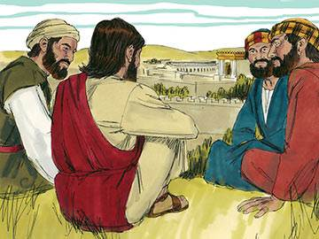 dramatic encounters in the bible andrew m e