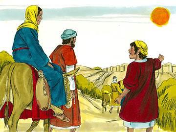 Good qualities of joseph and mary