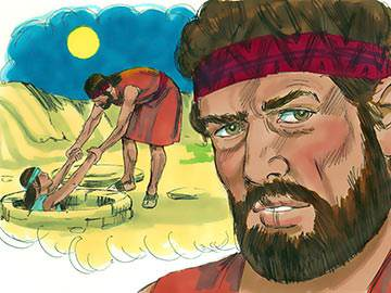 He thought that by and by he would take Joseph out