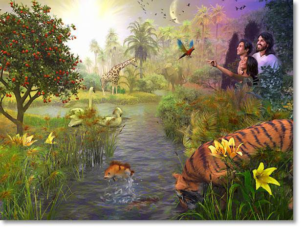 review of genesis and creation of men The first story runs from genesis 1:1 thru genesis 2:3 the second story picks up  at  in the first story, creation takes six days and man (and woman) are created.