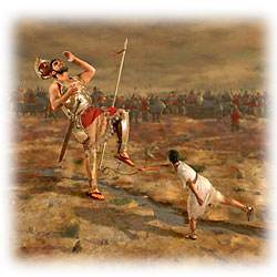 valuable truths from the Bible story of David and Goliath