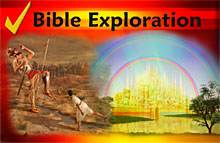 Bible Exploration listing of free Bible courses