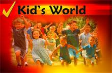 Kids World listing of Bible-based free lessons