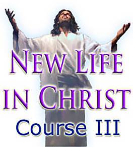 an overview of Christian theology from creation to the Second Coming - New Life in Christ III