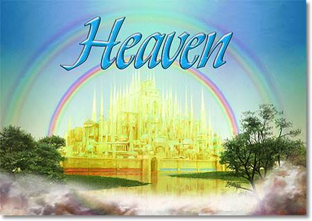 What Is Heaven Like Kids Bible Lesson Continuing Story