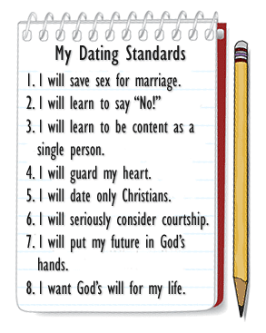 biblical rules for dating
